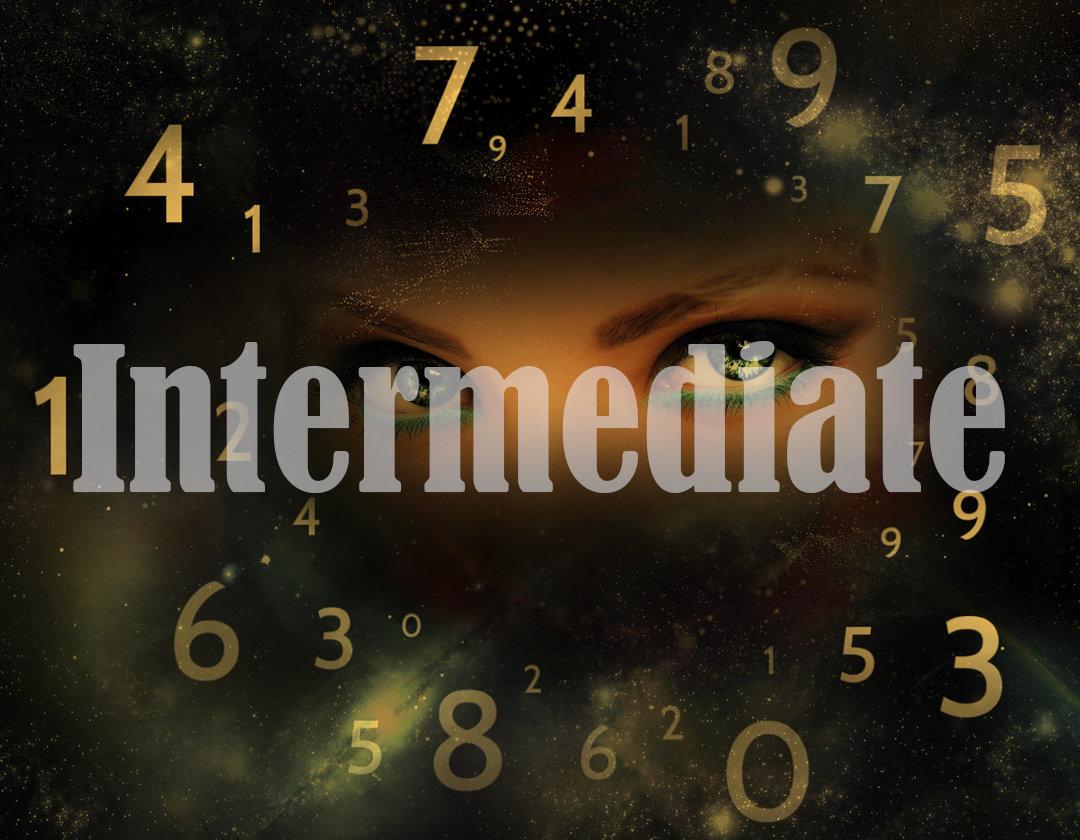 Intermediate Numerology Readings