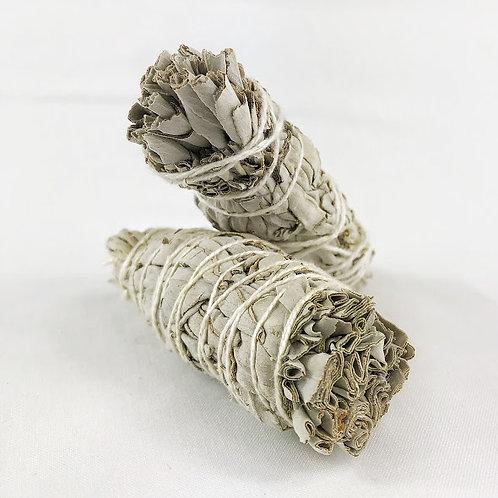 "5"" California White Sage Stick"