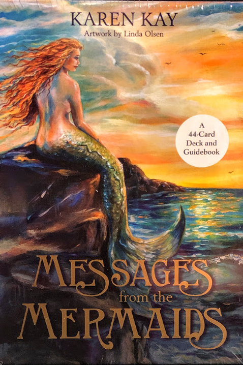 Messages from the Mermaids 44-Card Deckl