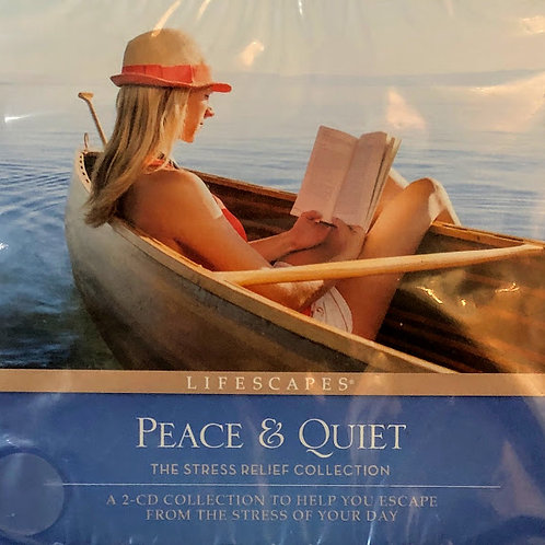 Peace & Quiet  The Stress Relief 2 CD Collection
