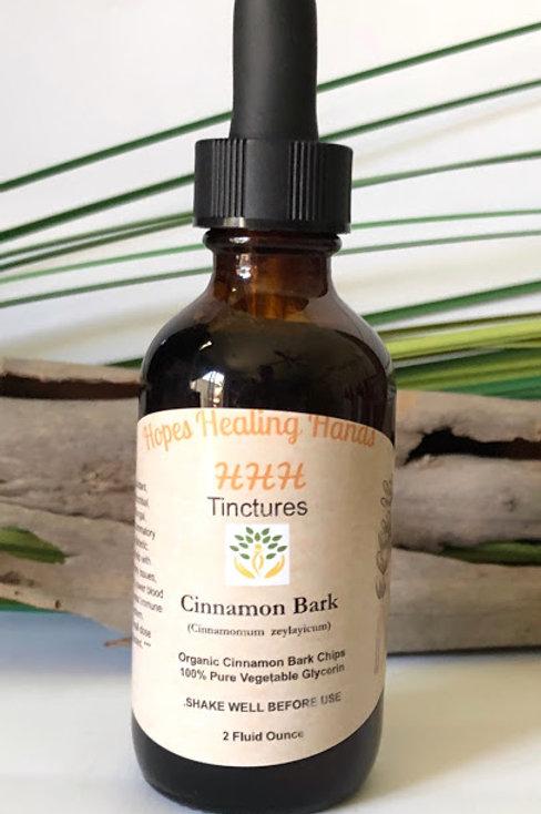 Cinnamon Bark Tincture with Glycerin  2 OZ