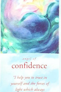 Angel  of CONFIDENCE -- Triloka Angel Incense