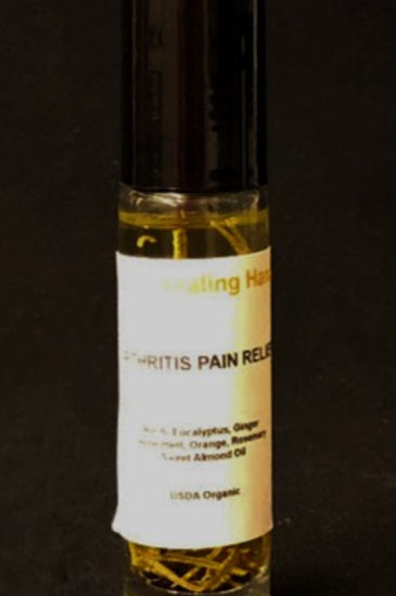 Arthritis Pain Relief EO Blend  10 ML Roll-ON
