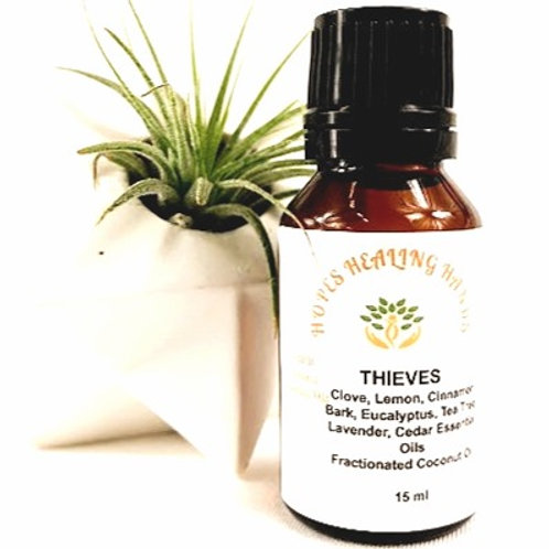 Thieves  15 ml    Great Immune Booster!