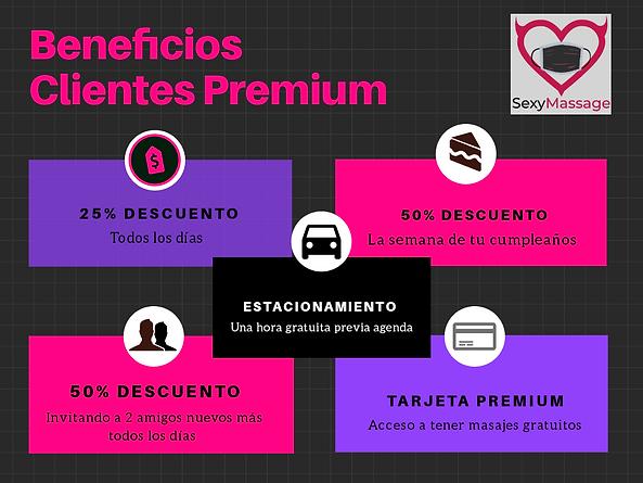 Clientes Premium