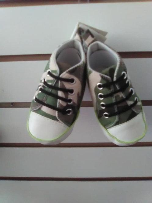 Camo Infant Shoes