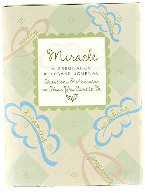 Pregnancy Keepsake Journal