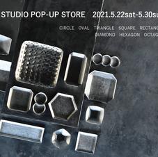OPEN STUDIO POP-UP STORE