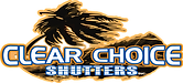 Clear Choice Shutters Logo without backg
