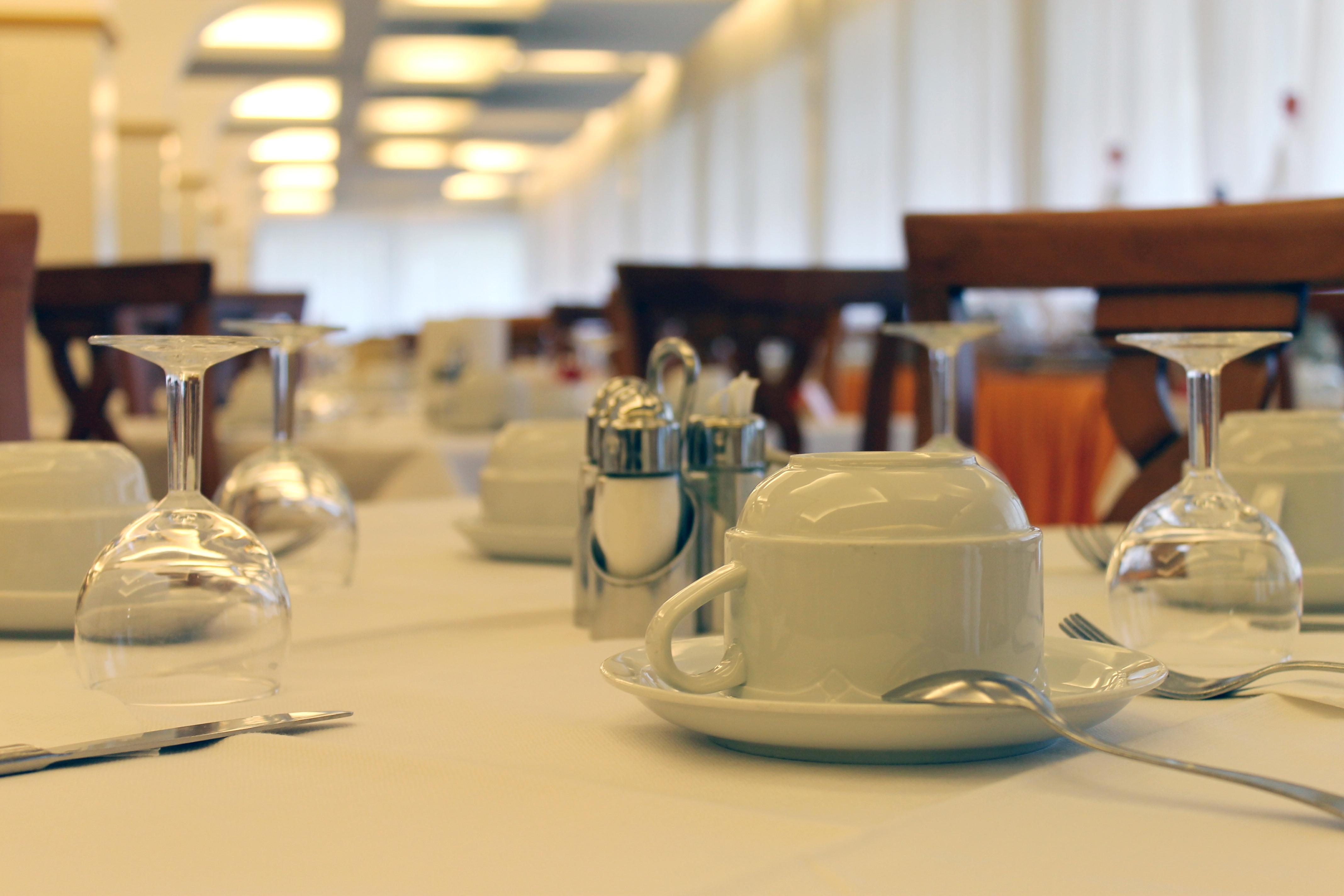 Hotel Albatros Breakfast Room