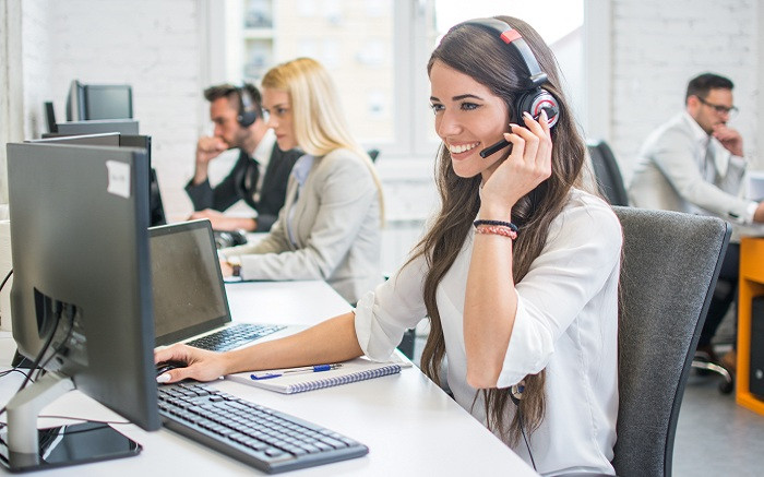 Call Center in house