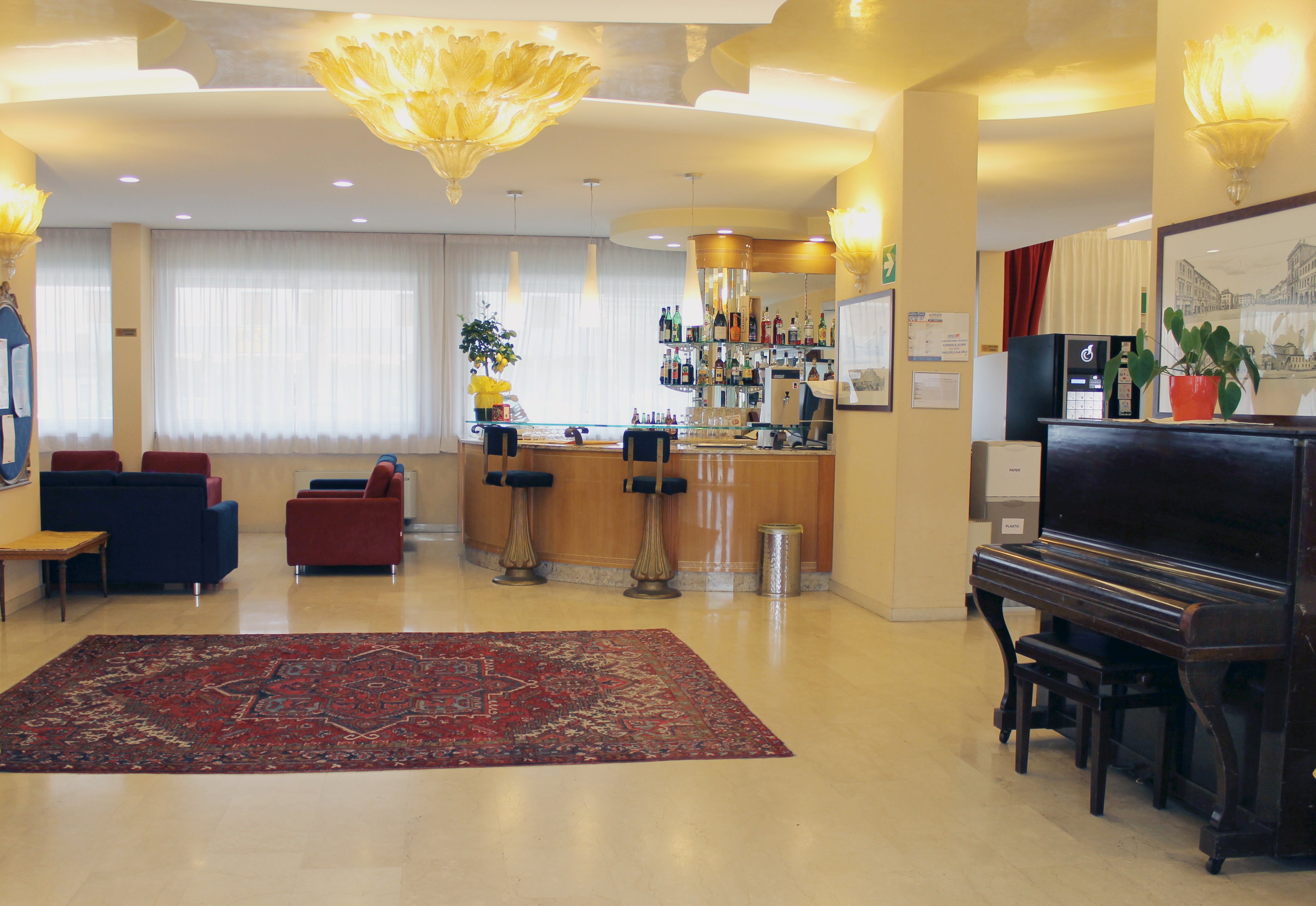 Hotel Albatros Hall