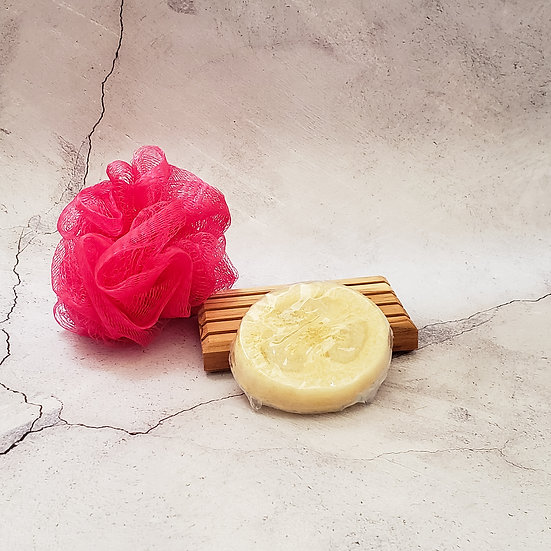 Citrus Star - Our Original Loofah Bar Soap