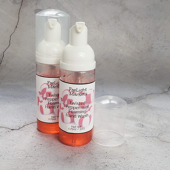 Twisted Peppermint Foaming Hand Wash