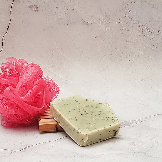 Avo-Mint Bar Soap