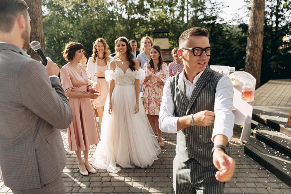 - Свадьбы -