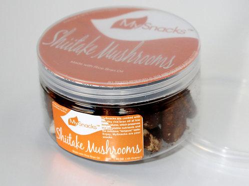 Shiitake Mushroom Chips