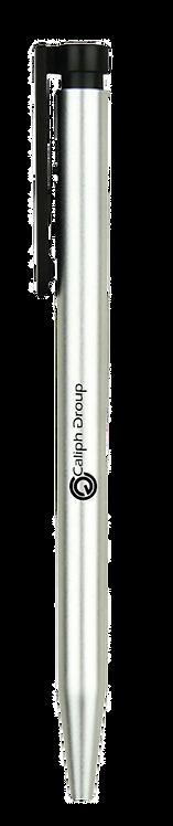 Plastic Ball Pen Colour : Black/Silver