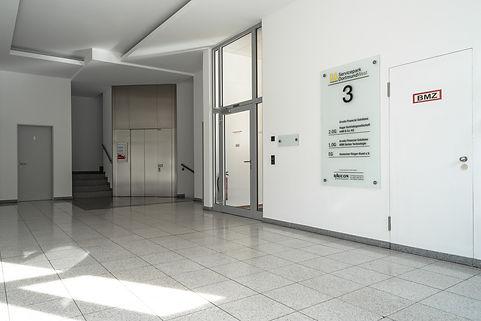 Büroeingang / Empfang