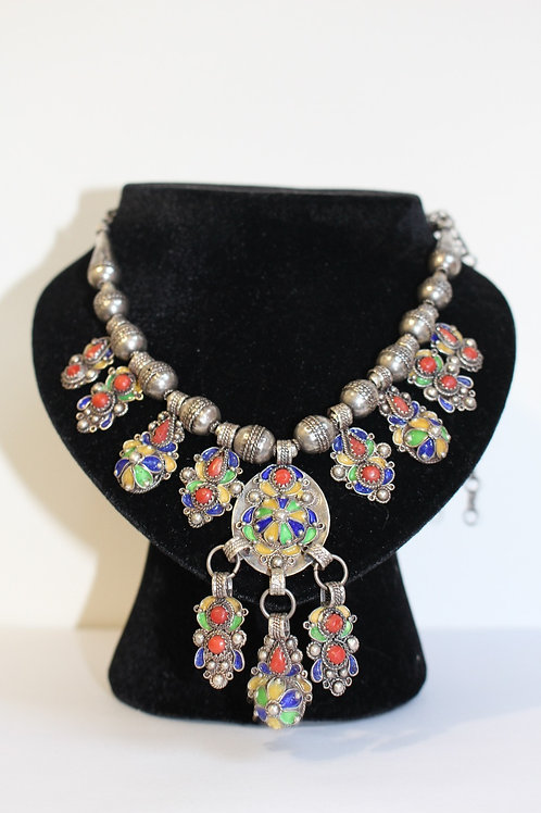 Collier Kabyle argent