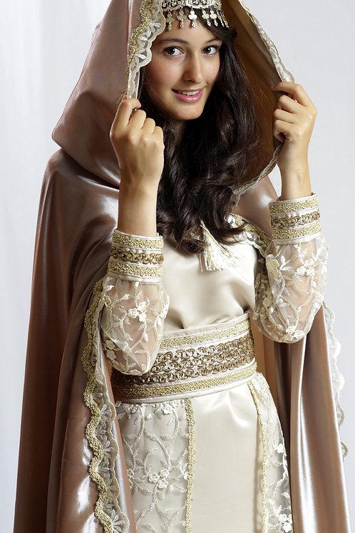 Tenue de henné Amazigh