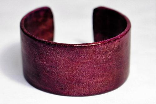 Bracelet cuir traditionnel (Ref : BR 106)