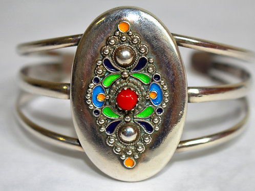 Bracelet traditionnel kabyle