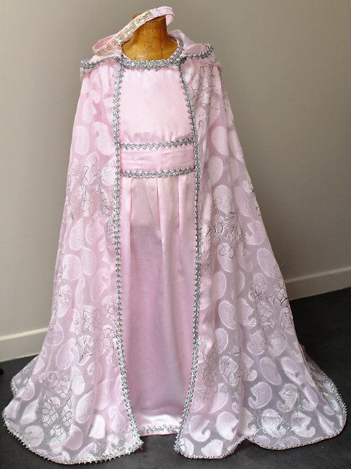 """Robe cérémonie fille """"rose"""""""