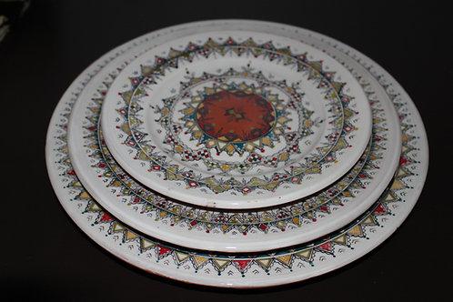 Assiette Amazigh