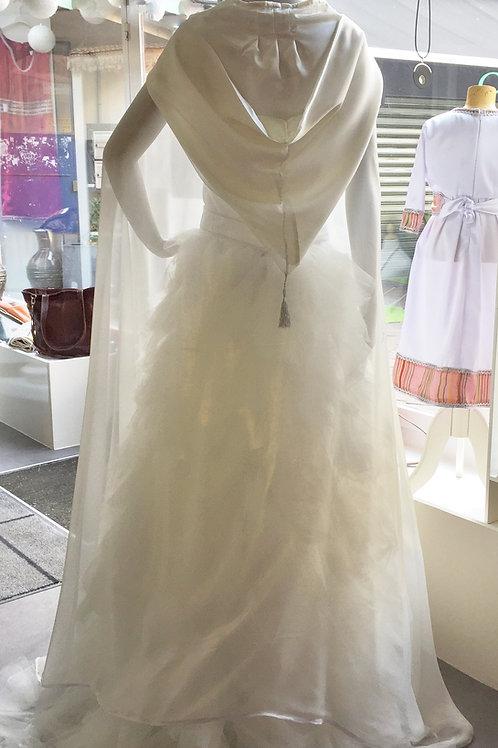 Robe de mariée broderie berbère