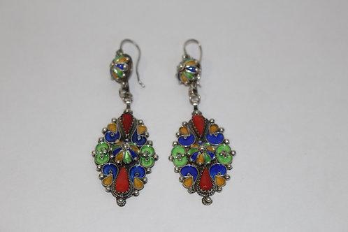 Boucles d'oreille kabyle