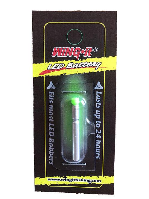 led green battery