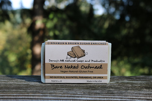 Bare Naked Oatmeal Bar