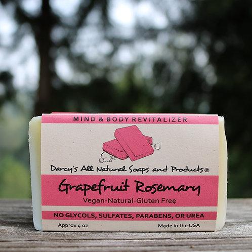 Grapefruit Rosemary Bar
