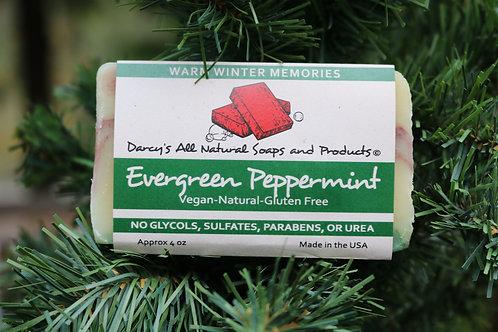 Evergreen Peppermint Bar
