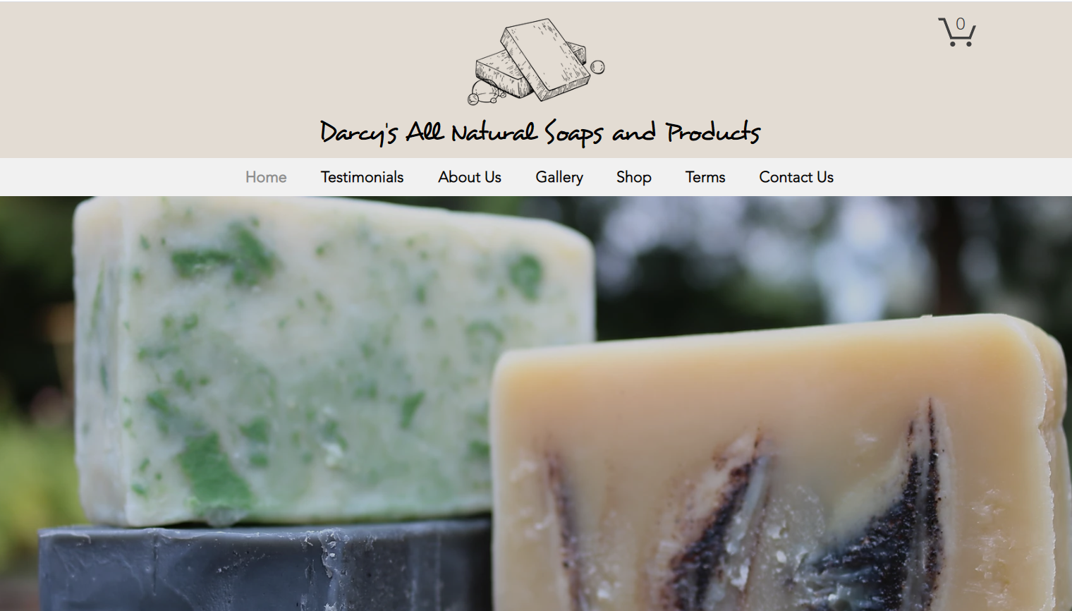 Darcy's All Natural Soaps & Products