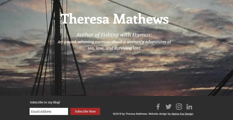 Theresa Mathews