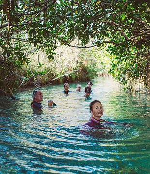 Sian Ka'an Muyil- Day Tour- Sian Ka'an Biosphere reserve- Muyil Archaeological site- Jungle And Wetlands ecology- Floating in lazy river- Yucatan-Tulum