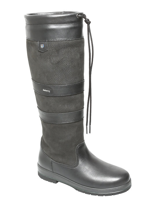 Dubarry Black Galway Boots