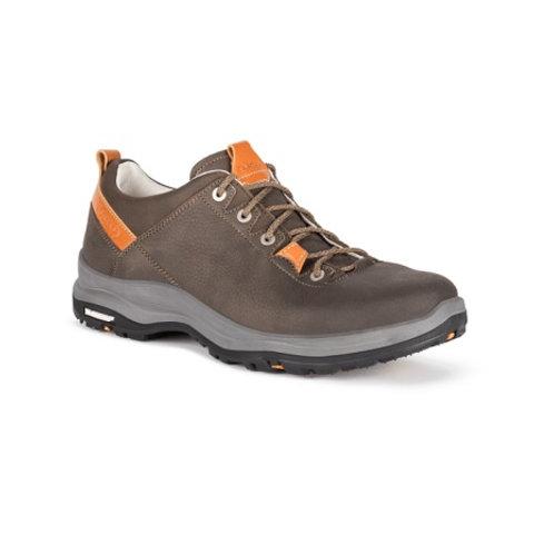 Aku Dark Brown La Val Low Plus Shoes