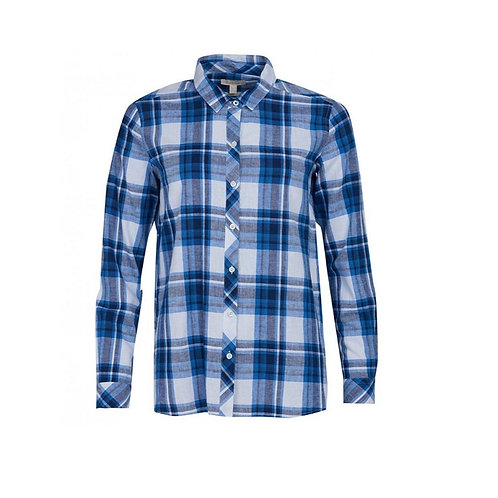 BARBOUR LADIES SKYLINE SEAGLOW SHIRT