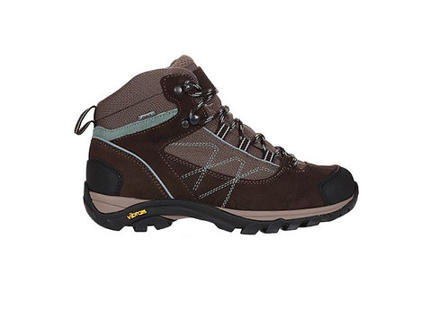 Aigle Dark Brown/Agave Mooven Mid GTX Boots