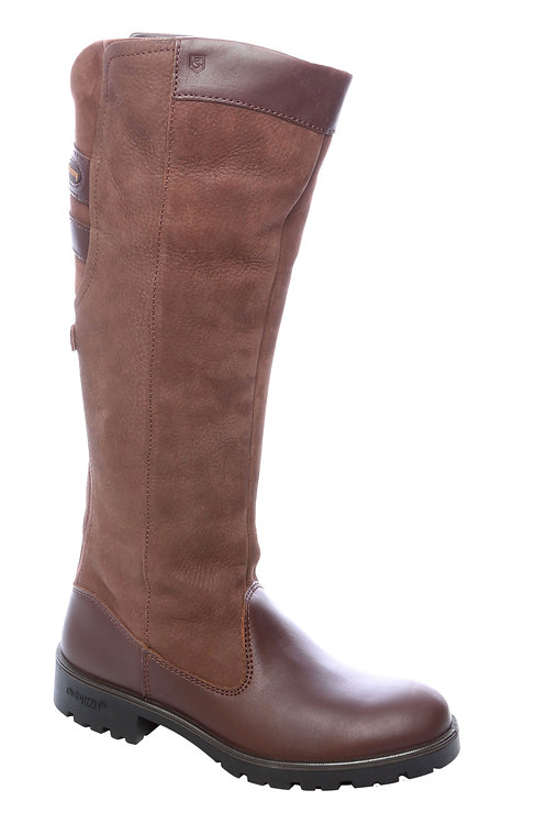 Dubarry Walnut Clare Boots