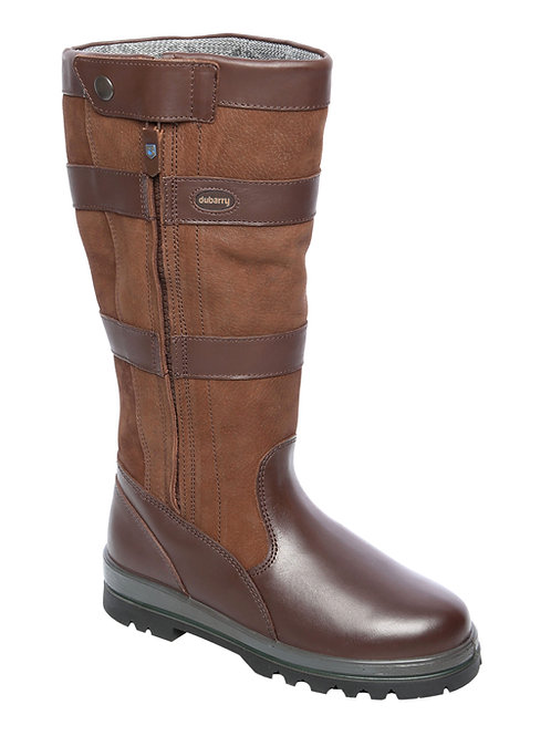 Dubarry Walnut Wexford Boots