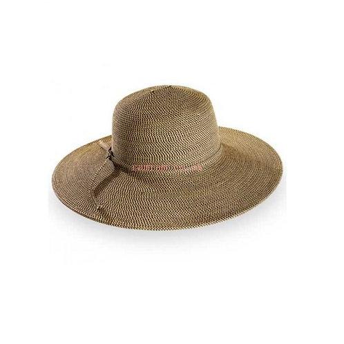 SUNDAY AFTERNOONS TWEED RIVIERA HAT
