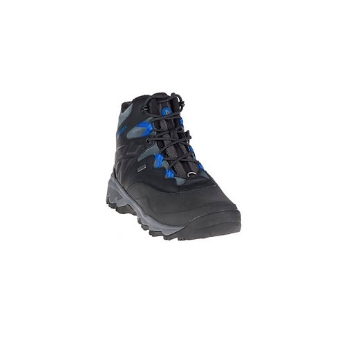 """MERRELL BLACK THERMO ADVENTURE 6"""" ICE WALKING BOOTS"""