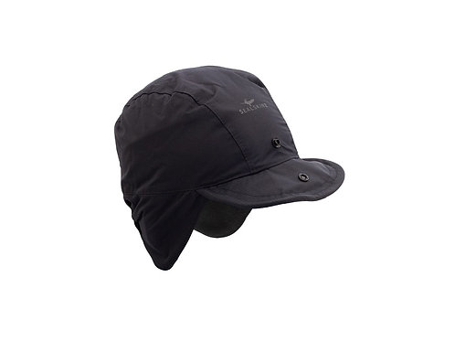 SEALSKINZ BLACK WATERPROOF EXTREME COLD WEATHER HAT
