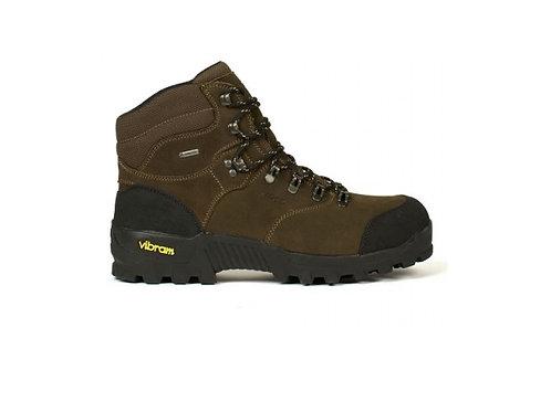 Aigle Sepia/Black Altavio Mid GTX Boots