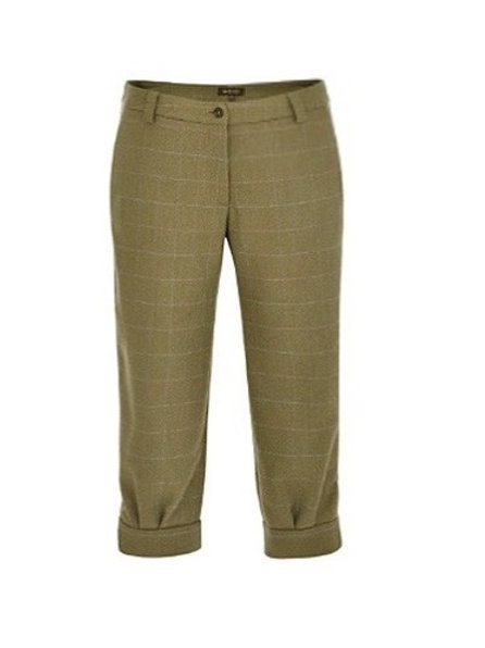 REALLY WILD MOSS TWEED BREEKS