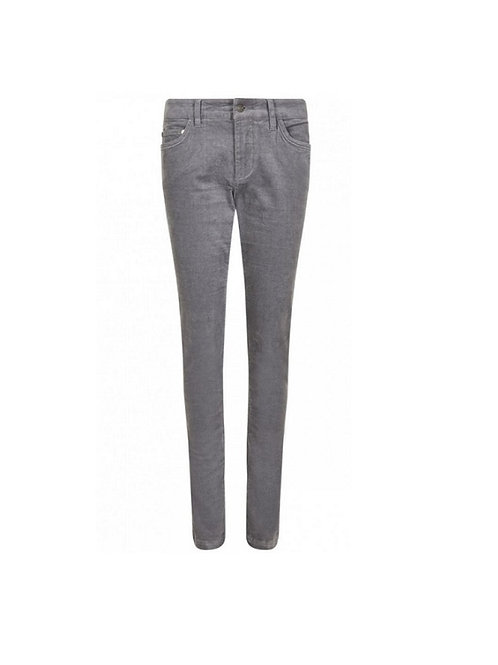 DUBARRY GRAPHITE HONEYSUCKLE CORD TROUSERS